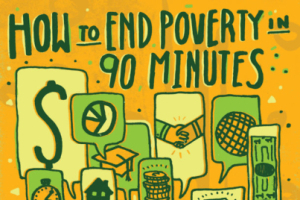 How to End Poverty in 90 Minutes (With 119 People You May or May Not Know)