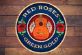 Red Roses, Green Gold Tickets - New York