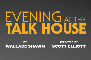 Evening at the Talk House