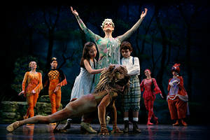 New York Theatre Ballet: Carnival of the Animals
