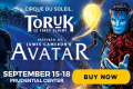 Cirque du Soleil: Toruk – The First Flight Tickets - North Jersey