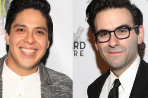 George Salazar & Joe Iconis: Two-Player Game