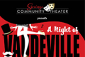 A Night of Vaudeville Tickets - Hamptons