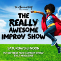 The Really Awesome Improv Show Tickets - Los Angeles