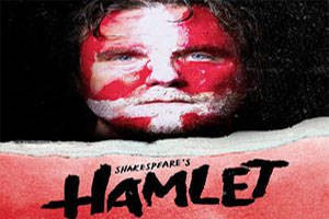 Bedlam's Hamlet by William Shakespeare