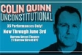 Colin Quinn Unconstitutional Tickets - Off-Broadway