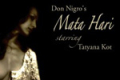 Marina and Mata Hari Tickets - Off-Off-Broadway