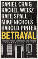 Betrayal Tickets - Broadway