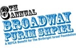 6th Annual Broadway Purim Shpiel