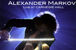 Alexander Markov - Live at Carnegie Hall