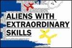 Aliens with Extraordinary Skills