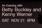 Betty Buckley and Kenny Werner