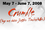 Crumble (Lay Me Down Justin Timberlake)