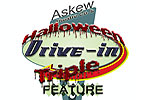 Halloween Drive-In Triple Feature
