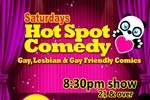 Hot Spot Comedy Gay & Lesbian Comics