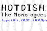 Hotdish: The Monologues starring Roberta Miles and Jason Paul Smith