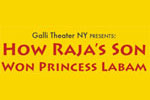 How Raja's Son Won Princess Labam