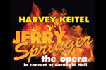 Jerry Springer -- The Opera in Concert