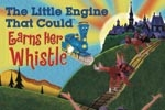 Little Engine That Could Earns Her Whistle