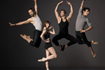 New York City Ballet Moves