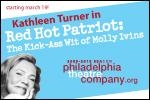 Red Hot Patriot: The Kick-Ass Wit of Molly Ivins