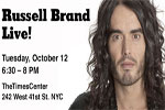 Russell Brand Live!