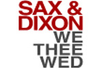 Sax and Dixon: We Thee Wed