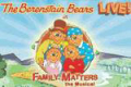 The Berenstain Bears LIVE! in Family Matters, the Musical Tickets - Off-Broadway