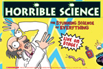 Horrible Science The Stunning Science of Everything
