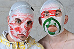 Rubberbandits Continental Fistfight
