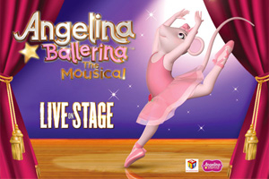 Angelina Ballerina The Mousical