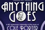 Anything Goes A 50th Anniversary Celebration of the Music of Cole Porter