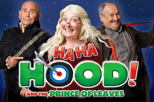 Ha Ha Hood! And the Prince of Leaves