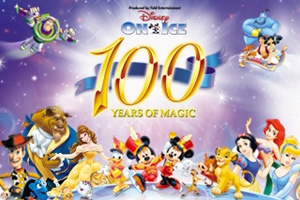 Disney on Ice: 100 Years of Disney Magic