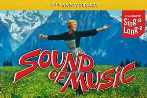 Sing-A-long-a Sound of Music