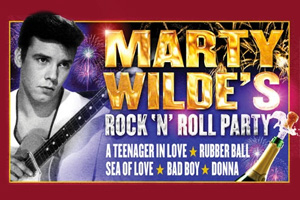 Marty Wilde Rock 'n' Roll Party