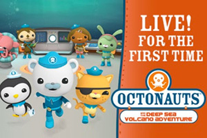 Octonauts Octonauts and the Deep Sea Volcano Adventure