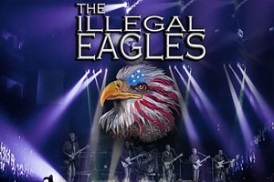 Illegal Eagles Heaven Heats Up Tour