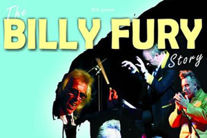 Halfway to Paradise The Billy Fury Story