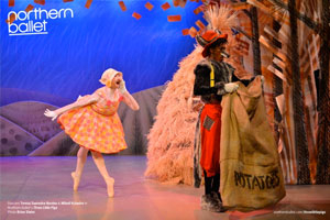 Northern Ballet Three Little Pigs