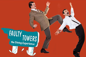 Faulty Towers - The Dining Experience