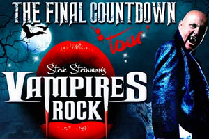Vampires Rock: The Final Countdown Tour