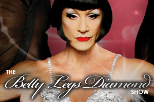 Betty Legs Diamond