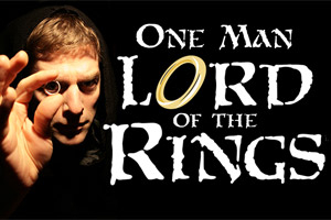 One Man Lord of the Rings