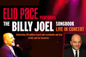 Elio Pace Plays the Billy Joel Songbook