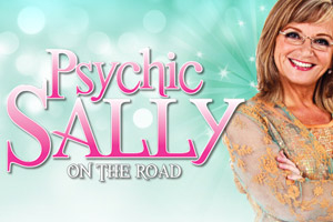 Psychic Sally on the Road