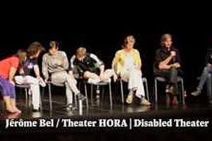 Disabled Theatre Jerome Bel/Theater Hora