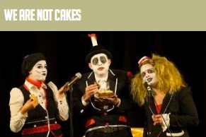 We Are Not Cakes