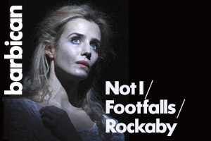 Not I/Footfalls/Rockaby