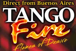 Tango Fire - Flames of Desire